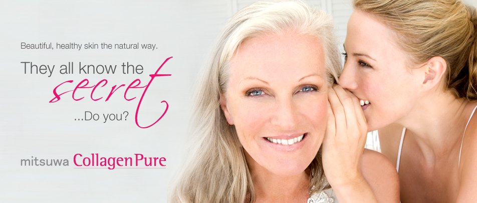 Mitsuwa Collagen Pure